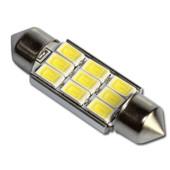 Светодиодная лампа C5W с обманкой