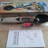 Электронная мерная ложка весы Digital Spoon scale, кухонные весы