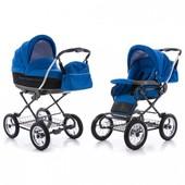 +видео! Детская универсальная коляска Roan Marita Lux S-134