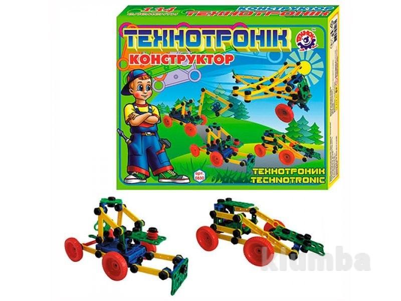 """Конструктор boc001083 """"технотронік"""" технок 0830 фото №1"""