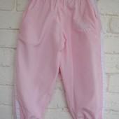 Спортивные штаны Адидас для девочки 2-3 года новые без бирки
