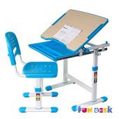 Комплект FunDesk Парта и стул-трансформеры piccolino 2