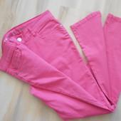 Розовые джинсы Tu relaxed skinny