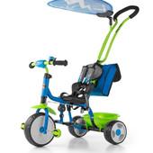 Велосипед Boby Deluxe 2015 с подножкой Milly Mally, 5 цветов