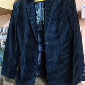Пиджак велюровый Chevingnon
