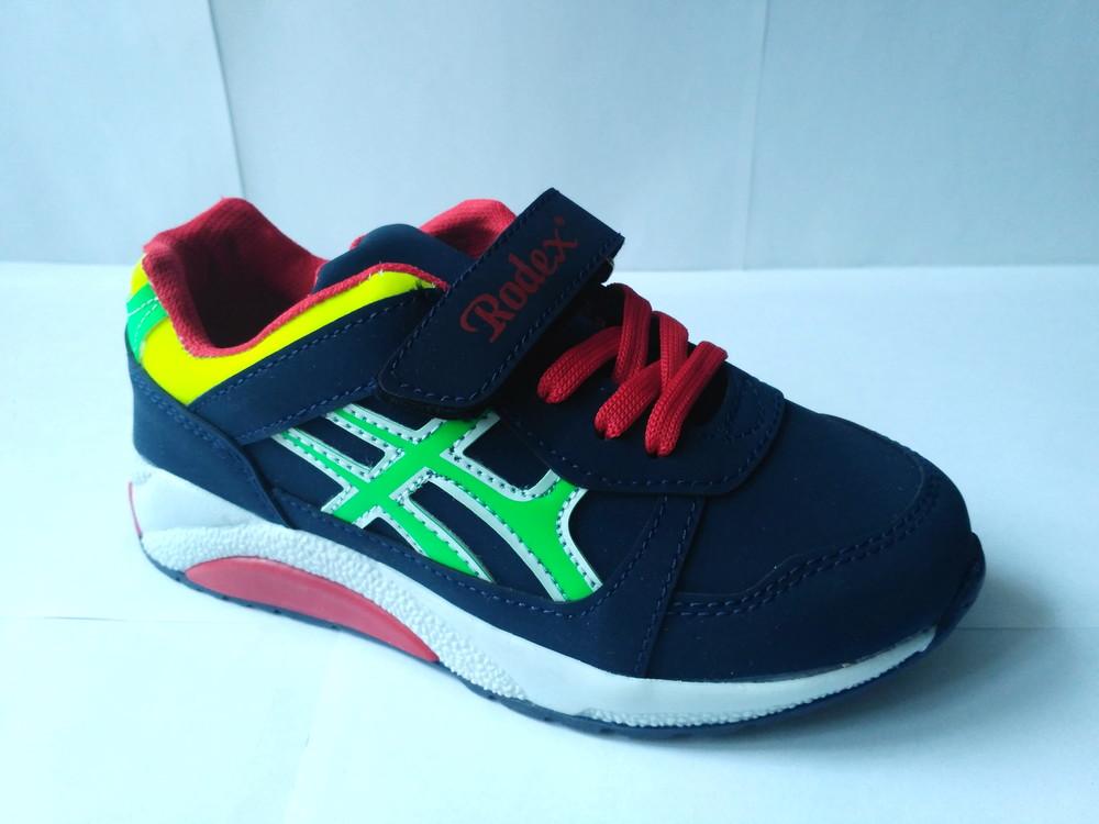 45f37197 Скидка модные качественные кроссовки для мальчика бренда rodex (турция), р.  35 -