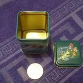 Декоративная баночка для сыпучих чая специй в Китайском стиле Подарок