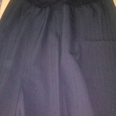 Юбка для беременных 52 р черная