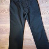 Люкс. Лёгкие коттоновые брюки под джинс Next р34s
