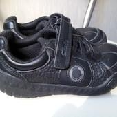 Кожаные кроссовки Clarks Камбоджия, 16,5 см, р.8,5 G