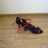 Souldancer р.37 босоніжки шкіряні для спортивних бальних танців