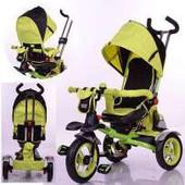 Детский трехколесный велосипед Turbo Trike M 3124
