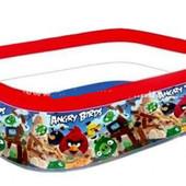Надувной бассейн Bestway Angry Birds 96109