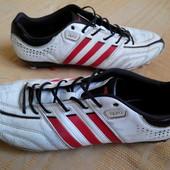 Бутсы кожаные Adidas 11pro р.44оригинал)