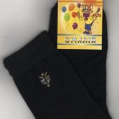 Детские носки в ассорт. Смалий, 22 р., (33-35), деми х/б, Рубежное