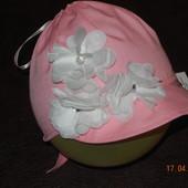 Косынка с цветами 48 50