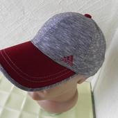Бейсболка кепка весна - лето комбинированный трикотаж.
