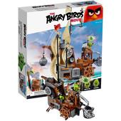 Конструктор детский Пиратский корабль свинок 19005 Lepin angry birds энгри бердс