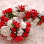 Cвадебные аксессуары для невесты и жениха