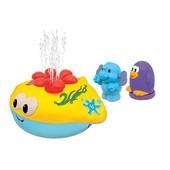 Развивающая игрушка для купания Kiddieland Веселые фонтанчики