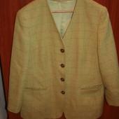 Женский пиджак большого размера! наш 52-54