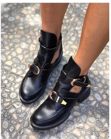 Туфли кожа замша возможны разные цвета фото №1