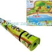 """Детский игровой коврик """"Мультики"""": 150х60см, толщина 8мм"""