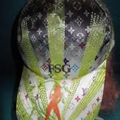 Новая женская бейсболка со стразами,р-р универсальный 55-58