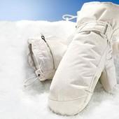 Лыжные рукавицы 7,5 разм. Tchibo Германия
