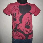 На 2-3 года Модная футболка Disney оригинал мальчику