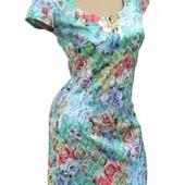 Женские летние платья  в расцветках