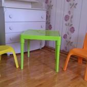 Набор детской мебели (стол и 2 стула)
