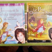 Детские сказки на французком языке