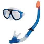 Наборы для плавания  дайвинга  Intex маска, трубка