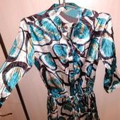 Шикарная туника блуза новая!