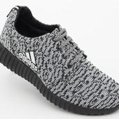 Мужские кроссовки adidas 42, 43, 45 размер