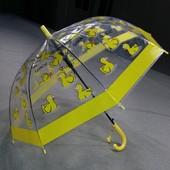 Зонт-грибочек для самых маленьких деток. Красивые расцветки. Наличие