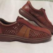 Туфли Кожа Германия Rieker 43 размер