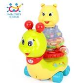 Игрушка Huile Toys Сверкающая улитка