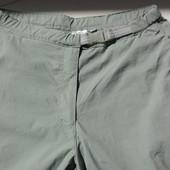 Crane. Спортивные брюки мятного цвета. размер 38 / 10 / М