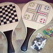 Тенисные ракетки Шахматы