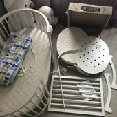 Официальная кроватка Stokke sleepy (0-5лет)