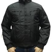 Демисезонная стильная куртка Stalgert 1143 на весну-осень, р-ры 42-48