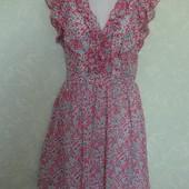 Воздушное платье  Miss Selfridge р.10