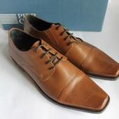 Брендовые мужские туфли Pier One размер 44, новые