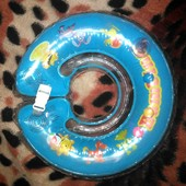 Круг для купания младенцев на шею