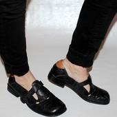Туфли 42 р., ProReflex, Германия, кожа полная оригинал