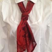 Шифонові шарфи- галстуки на шию, пояс! Вибір