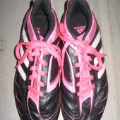 Бутси (копочки, бутсы) Adidas 33 р. стелька 20,5 см. Оригінал