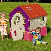 Детский игровой домик 680.Недорого, фото, видео, быстрая доставка любой транспортной компанией